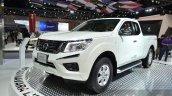 2015 Nissan Navara NP300 Limited Edition front quarter at the 2014 Thailand Motor Expo
