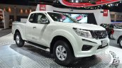 2015 Nissan Navara NP300 Limited Edition front quarters at the 2014 Thailand Motor Expo