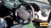 2015 Renault Duster for India spied interior