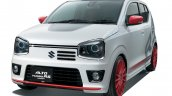 2015 Suzuki Alto JDM Turbo RS Concept front three quarters