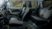2015 Suzuki Wagon R Stingray cabin