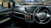 2015 Suzuki Wagon R Stingray dashboard