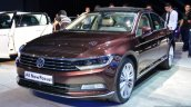 2015 VW Passat previewed in Malaysia front left three quarter