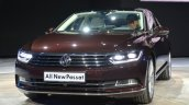 2015 VW Passat previewed in Malaysia front three quarter