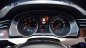 2015 VW Passat previewed in Malaysia instrument console