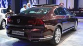 2015 VW Passat previewed in Malaysia rear three quarter