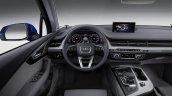 2016 Audi Q7 cockpit