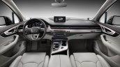 2016 Audi Q7 dashboard