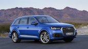 2016 Audi Q7 side view