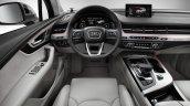 2016 Audi Q7 steering wheel