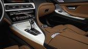 2016 BMW 6 Series Convertible centre console