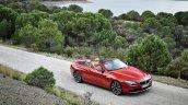 2016 BMW 6 Series Convertible front three quarter