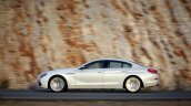 2016 BMW 6 Series Gran Coupe side