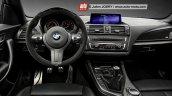 2016 BMW M2 rendering interior