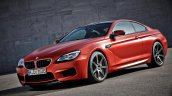 2016 BMW M6 front three quarter