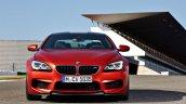 2016 BMW M6 front