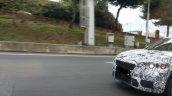 2016 BMW X1 spied front