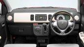 2016 Suzuki Alto JDM interior