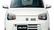 2016 Suzuki Alto front JDM Japan