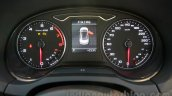 Audi A3 Cabriolet cluster launched