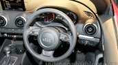 Audi A3 Cabriolet dash launched