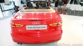 Audi A3 Cabriolet rear launched