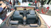 Audi A3 Cabriolet seats launched