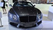 Bentley Continental GT V8 front at 2014 Thailand Motor Expo
