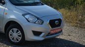 Datsun Go+ grille Review