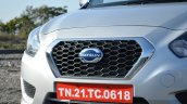 Datsun Go+ grille element Review