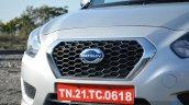 Datsun Go+ grille element Review