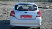 Datsun Go+ rear Review