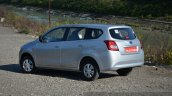 Datsun Go+ rear quarters Review