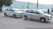 Datsun Go+ with Innova Review
