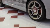 Fiat Abarth 595 Competizione 17-inch alloy wheel at Autocar Performance Show 2014
