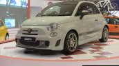 Fiat Abarth 595 Competizione at Autocar Performance Show 2014