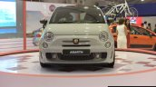 Fiat Abarth 595 Competizione front at Autocar Performance Show 2014