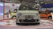 Fiat Abarth 595 Competizione front fascia at Autocar Performance Show 2014