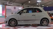 Fiat Abarth 595 Competizione profile at Autocar Performance Show 2014
