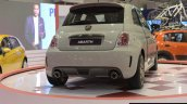 Fiat Abarth 595 Competizione rear at Autocar Performance Show 2014