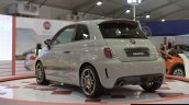 Fiat Abarth 595 Competizione rear left three quarter at Autocar Performance Show 2014