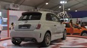Fiat Abarth 595 Competizione rear three quarter at Autocar Performance Show 2014