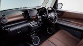 Honda N-Box Slash dashboard