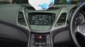 Hyundai Elantra facelift centre console at the 2014 Thailand International Motor Expo