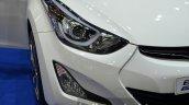 Hyundai Elantra facelift foglight at the 2014 Thailand International Motor Expo