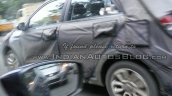 Hyundai Elite i20 Cross rear Spied IAB