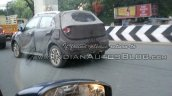 Hyundai Elite i20 Cross rear end Spied IAB