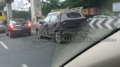 Hyundai Elite i20 Cross rear quarter Spied IAB