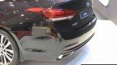 Hyundai Genesis taillight at Autocar Performance Show 2015