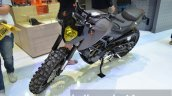 KTM Duke 200 Custom front three quarter at 2014 Thailand International Motor Expo